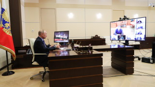 Коронавирус: Путин удължава платената отпуска за цяла Русия до 30 април