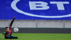 Даниел Наумов е бил наблюдаван от Атлетико (Мадрид)?