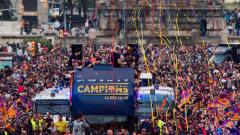 Барселона политизира финала за Купата на краля
