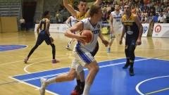Академик Бултекс с пета победа в Балканската лига