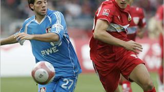 Марио Гомес се връща в игра за Щутгарт