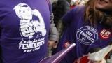 """Жените в Испания на първа """"феминистка стачка"""""""