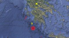 Земетресение от 4.2 по Рихтер до гръцкия о. Закинтос