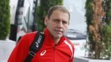 Мирослав Живков отново поема волейболния Добруджа