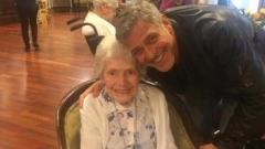 Джордж Клуни изненада 87-годишна фенка