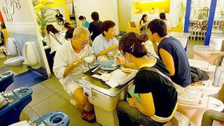 Къде започнаха да се хранят тайванците?
