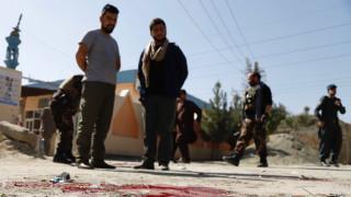 Десетки загинали и ранени при атентат в Афганистан
