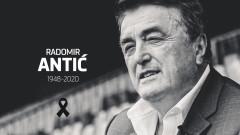 Антич остава в историята на футбола