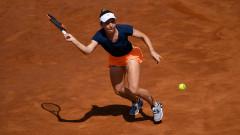 Симона Халеп върви към втора турнирна победа на клей