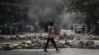 Глобален призив за действия срещу терора в Мианмар след масовото убийство