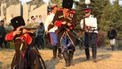 Оживяха сцени от битката за Самарското знаме край Стара Загора