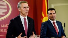 АСБ: Очакваме парламентът скоро да ратифицира приемането на Северна Македония в НАТО