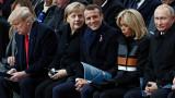 Тръмп много харесва Джонсън и Шиндзо Абе, уважава Меркел