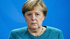 Меркел се дистанцира от потенциалния си наследник Олаф Шолц