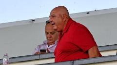 Венцеслав Стефанов: Не мислим за Лига Европа, играем мач за мач