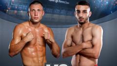 Боец на Петер Артс се изправя срещу Богдан Шумаров на SENSHI 2