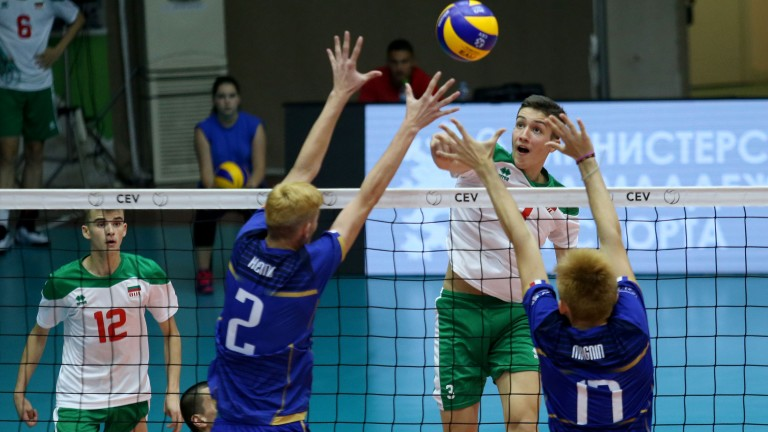 България е вицешампион по волейбол