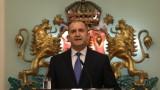 Президентът подписа указите за промени в Закона за извънредното положение