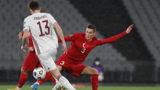 Турция се издъни срещу Латвия и завърза групата