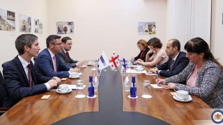 Вигенин настоява за хуманитарен подход в Грузия