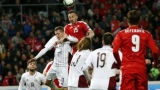 Швейцария победи минимално Латвия и остава без загубена точка
