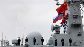 Един месец Русия, Китай и Иран тренират защита на Индийския океан