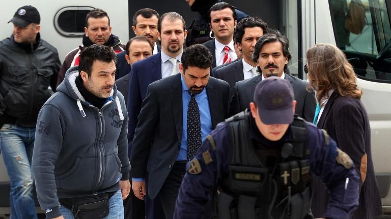 Гърция пак отхвърли искането на Турция за екстрадиция на избягалите военни