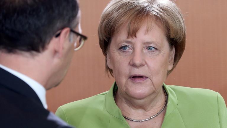 Германският канцлер Ангела Меркел обяви, че състоянието на германската армия