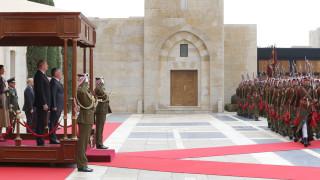 Радев: Посолство на Йордания в България скрепява приятелството ни