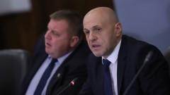 Организация на изборите при настоящите условия - приоритет за Томислав Дончев