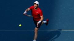 Анди Мъри не даде шанс на Беноа Пер на виртуалния Madrid Open