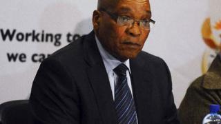 В ЮАР обявиха траур за загиналите миньори