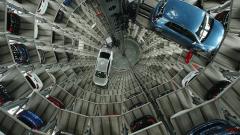 Румънците принудени да паркират неправилно