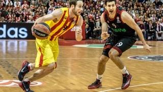 Барселона, ЦСКА и Олимпиакос са в топ 16 на Евролигата