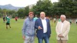 Красен Кралев: Програмата за развитие на детско-юношеския футбол е един много успешен проект