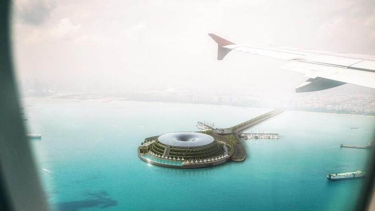 Новото бижу на Катар