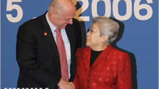 Китай и САЩ в стратегически икономически диалог