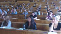 Кандидат-студентите в СУ избираха между Елин Пелин, Х. Ботев, Славейков