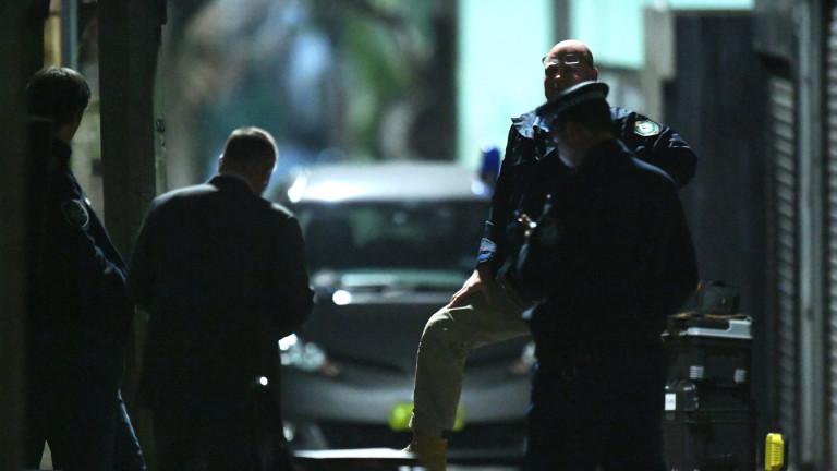 Снимка: 7 ранени при инцидент в Сидни