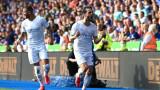 Манчестър Сити се добра до победа над Лестър