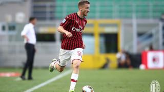 Милан откупи белгийски талант