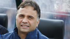Ники Митов: Виждам светлина в този отбор на Левски, просто се иска време