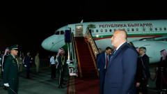 Техническо недоразумение - затвореното небе на Иран за Борисов