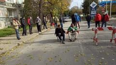 Жители на Силистра блокираха подстъпите към граничния пункт с Румъния