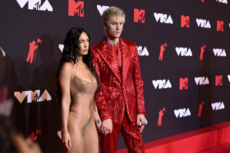 На MTV VMA церемонията