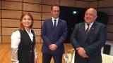"""Красен Кралев във Виена: Триото България-Естония-Австрия работи за конкретни резултати в сектор """"Младеж"""""""