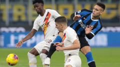 Интер и Рома завършиха 0:0, въпреки домакинското превъзходство