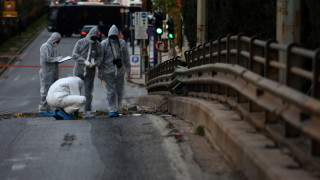 Откриха бомба пред гръцки манастир