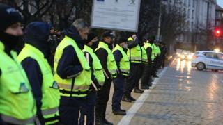 Протестиращи блокираха движението пред стария парламент