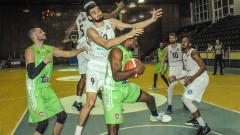 Черноморец победи Берое в исторически мач за българския баскетбол